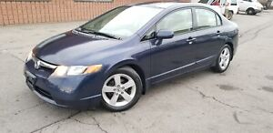 2006 Honda Civic Sdn LX | 1 OWNER | NO ACCI | CERT