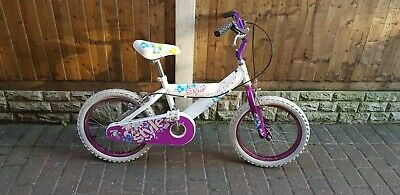 "Huffy STYLE 16"" Wheel Girls bike used condition"