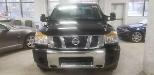 2013 Nissan Titan SV   TEL 514 249 4707