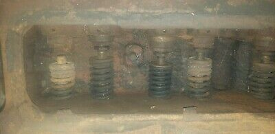 Continental 140 Gas Engine Block Rods Camshaft Parts Mh Forklift Tractor Parts