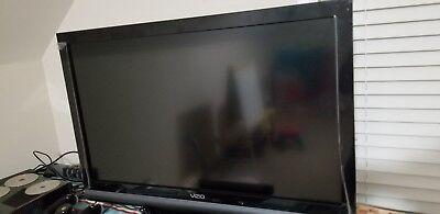 VIZIO E371VA 37-Inch Full HD 1080P 120 Hz LCD HDTV, Black 37 Lcd Full Hdtv