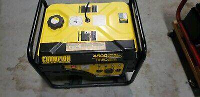 Champion 4500 Generator