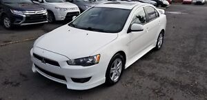 2013 Mitsubishi Lancer SE LIMITED TOIT+MAGS+AILERON+SIEGES CHAUF