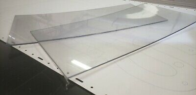 Clear Polycarbonate Sheet 316 X 10 X 24