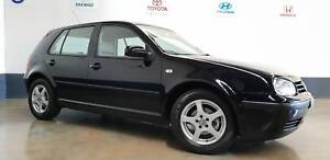 2001 Volkswagen Golf Hatchback North St Marys Penrith Area Preview