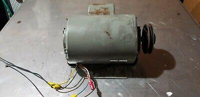 Hobart 5212 Meat Saw Motor Single Phase Oem 2hp