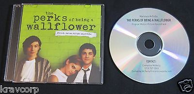 DAVID BOWIE/COCTEAU TWINS 'PERKS OF BEING A WALLFLOWER OST' 2012 ADVANCE (David Bowie Perks Of Being A Wallflower)