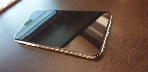 iPhone X 256G sliver