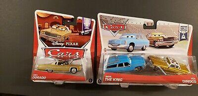 Disney Pixar Cars Lot