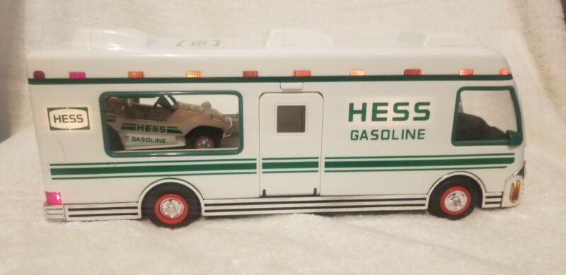 1998 Hess Recreation Van Truck with Dune Buggy Great CONDITION