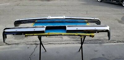 OEM Bumper For 1984 Chevrolet Silverado C1500 Front Bumper