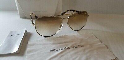 Michael Kors MK 1003 Fiji 1003 Tortoise Shell Sunglasses