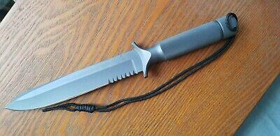 Chris Reeve Project 1 Fixed Blade Knife, 2008, LNIB