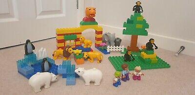 Lego duplo zoo animal Bundle