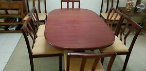 Dining suite price reduced for quick sale