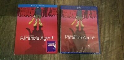 Paranoia Agent: Episodes 1-13 [New Blu-ray] Same day Shipping read Below