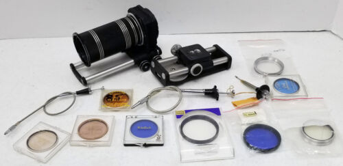 Vintage Alpa Camera and Lens Accessories and Misc.