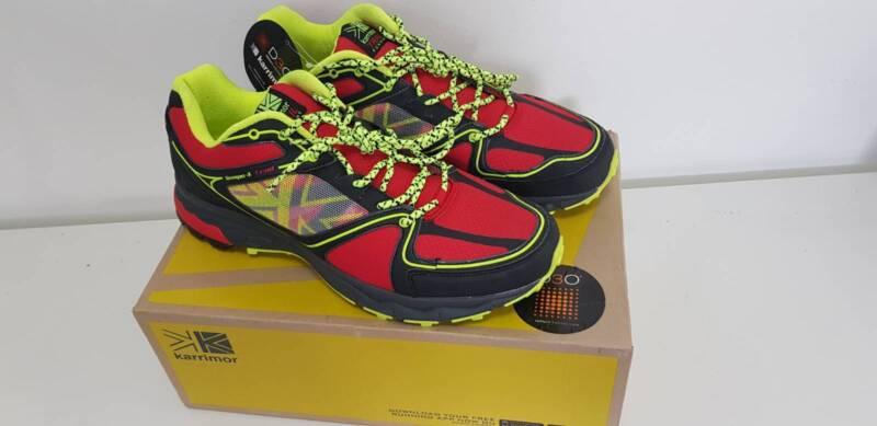 d62114c6c83 Brand New - Karrimor Tempo Trail Shoes Size UK 11