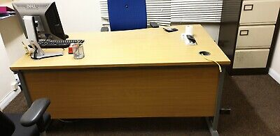 4 used office desk