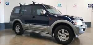 2002 Mitsubishi Pajero SUV North St Marys Penrith Area Preview