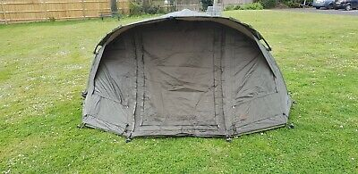 tfgear air flow Carp fishing bivvy 1 man only used 4 times goes up really quick