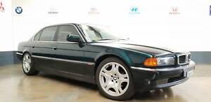 1996 BMW 7.30IL Sedan North St Marys Penrith Area Preview