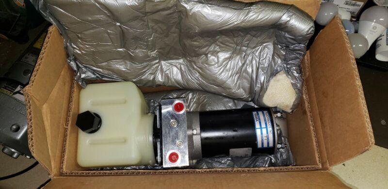 Fluidraulics Inc. T1 16645A With AU3480 AME1563 HYDRAULIC MOTOR PUMP CONTROLLER