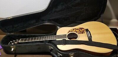 Larivee D-03 recording series Acoustic Guitar with pickup and original case