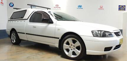 2006 Ford Falcon Ute North St Marys Penrith Area Preview