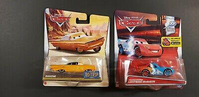 Disney Pixar Cars Lot of 2 (2015)