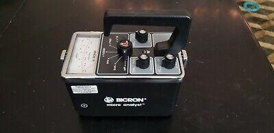 Bicron Micro Analyst Radiation Survey Instrument