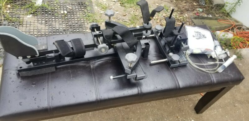 Lot of 2 HYSKORE sighting systems PISTOL and RIFLE