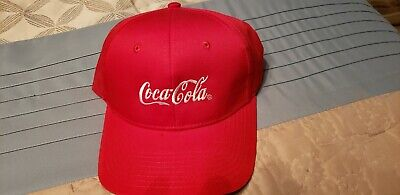 The Coke Coca Cola Licensed Adjustable Ball Cap Hat