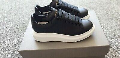 Alexander mcqueen trainers 4 black
