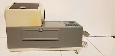 Air Techniques Peri Pro Iii X-ray Film Processor With Daylight Loader Used