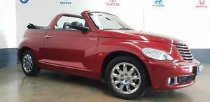2008 Chrysler PT Cruiser Convertible North St Marys Penrith Area Preview