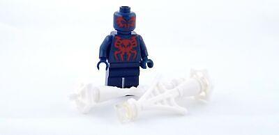 Lego Mini Figure Super Heroes Marvel Spider-Man 2099 from Set 76114