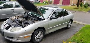 2005 sunfire great on gas.