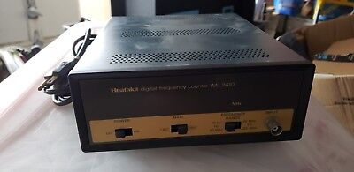 Used Heathkit Digital Frequency Counter Model Im-2410