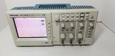 Tektronix Tds-1002b Two Channel Digital Storage Oscilloscope 60 Mhz 1 Gss