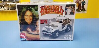 """AMT ERTL THE DUKES OF HAZZARD DAISY'S JEEP CI  #31535-1HD  """"NEW"""", used for sale  Shipping to Canada"""