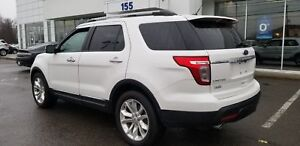 2014 Ford Explorer Limited/CUIR/TOIT/GPS/AWD