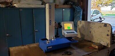 Pwb Swiss Toolmaster Tm250 Tool Presetter Imaging System Measuring 250 Seco
