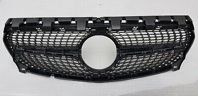 /12/griglia anteriore AMG design grill mesh nero Kitt FGMBW463AMGB 90/