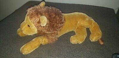 Vintage Mohair Leo Lion Stuffed animal