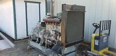 Waukesha Engine And Water Pump