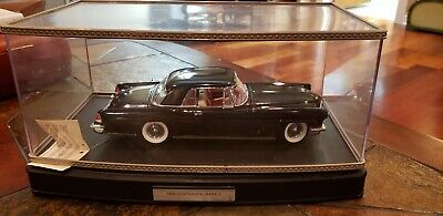 - 1956 Lincoln Continental Mark 2 Black by FRANKLIN MINT