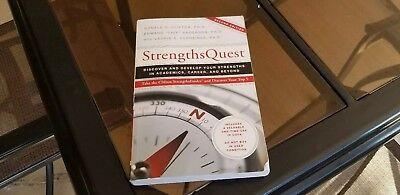 Учебники и образовательные StrengthsQuest by Edward