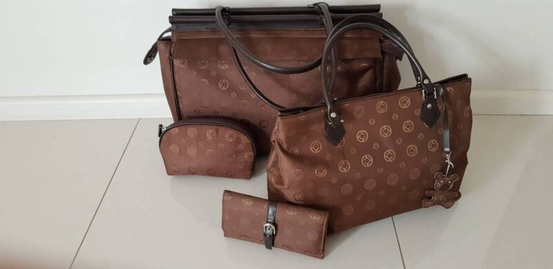 Condura Handbags Travel Set Bags Gumtree Australia Bankstown Area Milperra 1201731802
