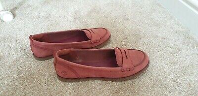 Womens Timberland 'Jocelyn' Penny Loafers Size 39 UK 6